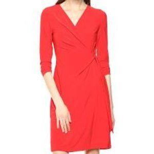 LOFT Wrap Style Dress